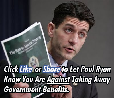 paulryan Dear VP Hopeful Paul Ryan
