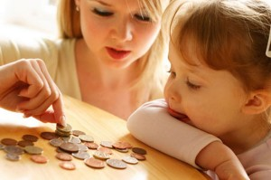 single parent 300x199 Learn How to Get Your Familys Budget under Control